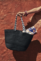 Rachel Zoe for Box of Style Straw Bag
