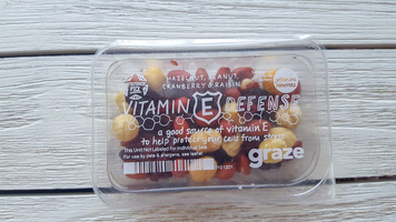 Graze Vitamin E Defense Snack