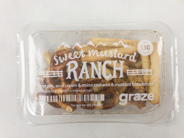 Graze Sweet Mustard Ranch Snack Mix