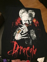 Dracula T-Shirt XL