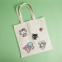 Sanrio Multi-Character Tote Bag