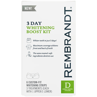 Rembrandt 3 Day Whitening Boost Kit