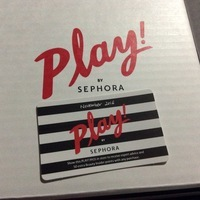Sephora Play Pass {InStore Only} Expires May 31st 2018