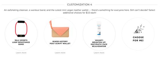 Magi Sports Loop, Minor History Post Script Wallet OR Vasanti Brighten Up! Enzymatic Face Rejuvenator