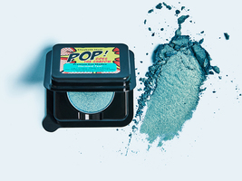 ELIZABETH MOTT Shimmer Eyeshadow Single in Mermaid Teal