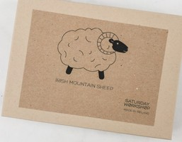 Ireland Mountain Sheep Decor