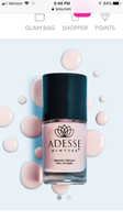 Adesse Organic Infused Nail Lacquer in Bellini