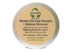 Calm Pomagranate + Vitamin C Eye Neck Serum Makeup Remover