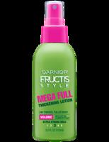 Garnier fructis mega full thickening lotion