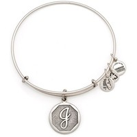 Alex and Ani Mystery Bangle Letter J