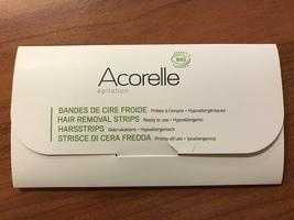 Acorelle Epilation Hair Removal Strips