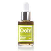 Ooh! - Oils of Heaven Organic Avocado Hydrating Face Oil