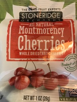 Stoneridge Orchards All Natural Montmorency Cherries