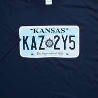 Kansas – The Supernatural State Shirt