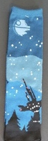 Smuggler's Bounty Endor Box Star Wars Socks Death Star
