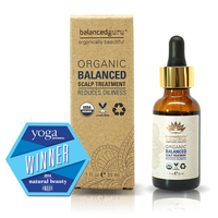 Balanced Guru non-greasy scalp treatment