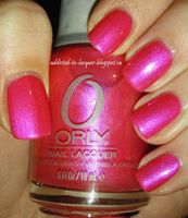 ORLY Nail Lacquer - Berry Blast