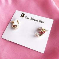 Back and Forth Earrings