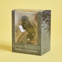 Game of Thrones Three-Eyed Raven Vinyl Figure