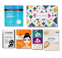 Target Beauty Box All The Masks