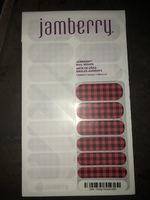 Flannel inspired jamberry