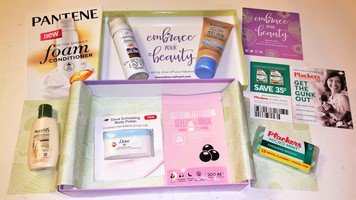 WALMART Beauty Box - Spring 2018