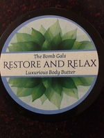 Restore and Relax Body Butter