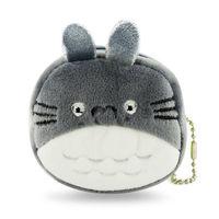 Totoro plush coin purse keychain