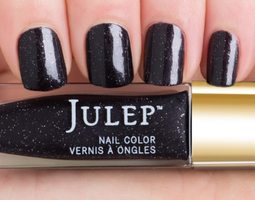 Julep Bernadette black onyx for February
