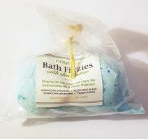 Nourish Savannah Bath Fizzies with Shea Butter