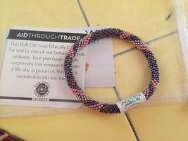 Aid Through Trade bracelet from GMA box