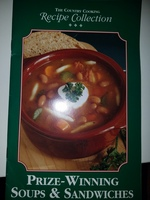 The Country Cooking (Prize-Winning Soups & Sandwiches)