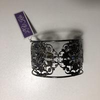 Bracelet Cuff in Silver