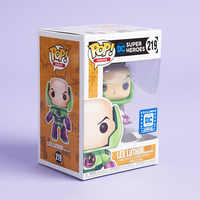 Lex Luthor Pop!