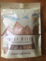 Beef Bites Dog Treats
