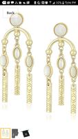 House of Harlow desert oasis earrings