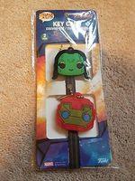 Funko Pop! Keycaps -- Gamora and Iron Man