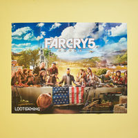 Farcry 5 Last Supper Poster Loot Gaming April 2018