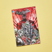 Batman: Arkham City Comic Loot Crate Edition