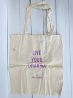 Yogi Surprise tote bag