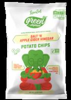 LesserEvil Green Elephant Potato Chips