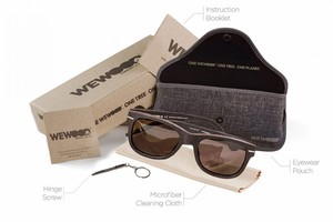 We-Wood Phoebe Sunglasses