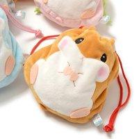 Coroham Coron Hamster Drawstring Pouch
