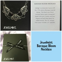 Jewelmint Baroque Bloom Necklace