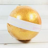 Organicare 24k gold bath bomb