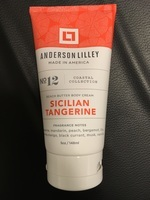 Anderson Lilley Sicilian Tangerine Beach Butter Body Cream