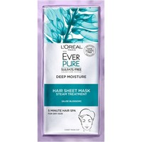 L'Oréal Paris EverPure Deep Moisture Hair Sheet Mask - 1ct