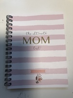 The Ultimate Mom List Book