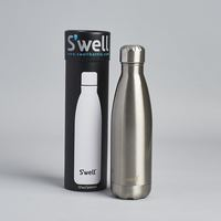 Swell stainless steel 17oz water bottle