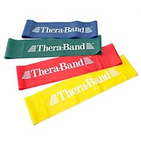 TheraBand - High Intensity Workout Band in Green